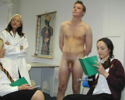 Teacher forces St Dunstans boys to strip and become an exhibit for the school girls