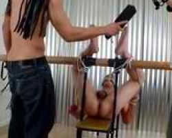 Twinks into performing in hardcore bondage porn
